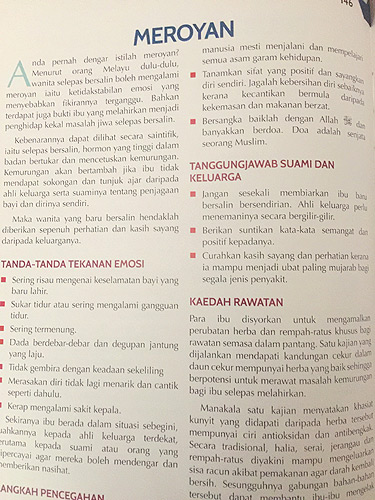 Buku Manual Kehamilan